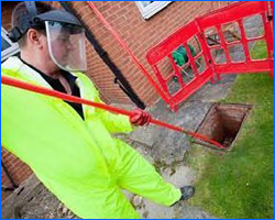 Drainage services and blocked drains